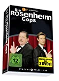 Die Rosenheim Cops - Staffel 9/Folge 16-30 auf 3 DVDs!