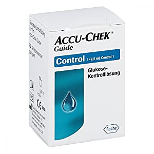Accu Chek Guide Kontrolll 1X2.5 ml