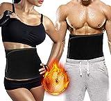 Frokht Fat Loss & Slimming Belt, Best Sweat Belt for Men & Women