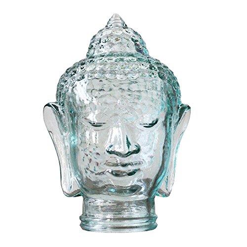 Kopfbedeckungen Kopfskulpturen Buddha-Statuen Requisiten,B