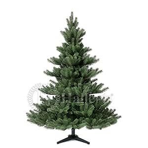 """TESTSIEGER 2016: PREMIUM Spritzguss Weihnachtsbaum """"Nordmanntanne"""" 150 cm Kunsttanne Spritzgusstanne künstlicher Weihnachtsbaum Alnwick"""