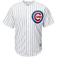 Majestic Chicago Cubs Cool Base MLB Trikot Home