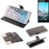 K-S-Trade Flipcover protection case for TP-LINK Neffos C5S,
