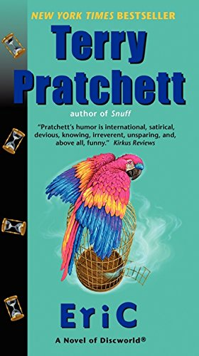Book cover for Eric