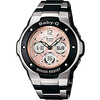 Casio Baby-G Women's Watch MSG-300C-1BER (B001E007G2) | Amazon price tracker / tracking, Amazon price history charts, Amazon price watches, Amazon price drop alerts