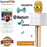 Konarrk Wireless Microphone (Yellow Gold)