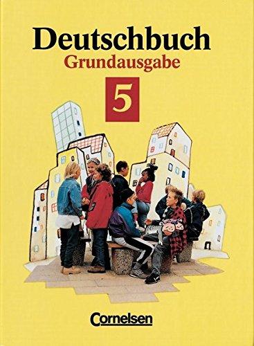 Deutschbuch. Grundausgabe. Per la Scuola media: 5