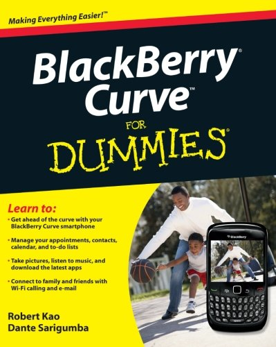 BlackBerry Curve for Dummies (For Dummies Series)