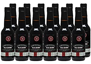 Harviestoun Ola Dubh Special Reserve 18 Ale Matured in Whisky Casks, 12 x 330 ml