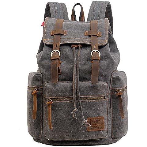 Tela chic Tempo libero Uomini Laptop Backpack Bag Deposito studenti
