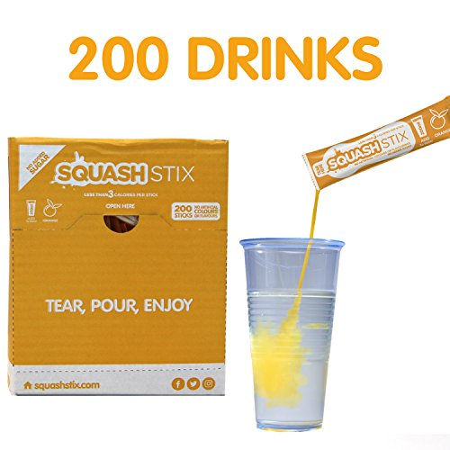 squash-stix-orange-squash-200-bastoncini-drinks-water-enhancer-office-drink-catering-reidratazione