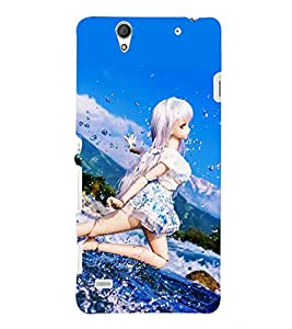 A2ZXSERIES Back Case Cover for Sony Xperia C4 Dual :: Sony Xperia C4 Dual E5333 E5343 E5363