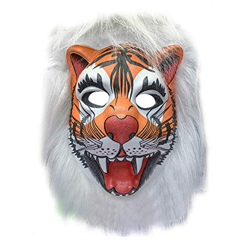 Wirklich Scary Maske - Asien Halloween Horror Scary Maske Latex