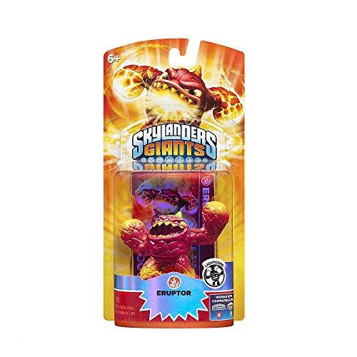 Skylanders Giants - Single Character - Light Core - Eruptor (Skylanders Crusher Giants)