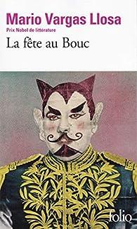La Fête au Bouc par Mario Vargas Llosa