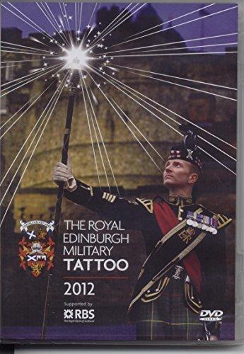 The Royal Edinburgh Military Tattoo 2012 [DVD] [UK Import] - Edinburgh Tattoo Military
