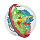 #6: amiciKart Maze Ball, 3D Magic Puzzle Game Flying Saucer Development with 100 Challenging Barriers Education Toy Children Toys