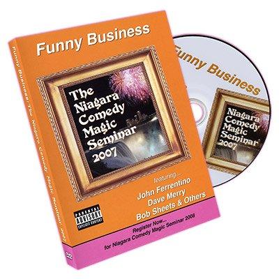 Funny Business - Niagara Comedy Magic Seminar 2007 by David