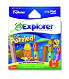 LeapFrog Explorer Learning Game: Get Puzzled! (works with LeapPad & Leapster Explorer)