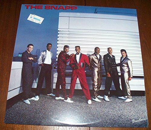The Snap [Vinyl LP] Blu-snap