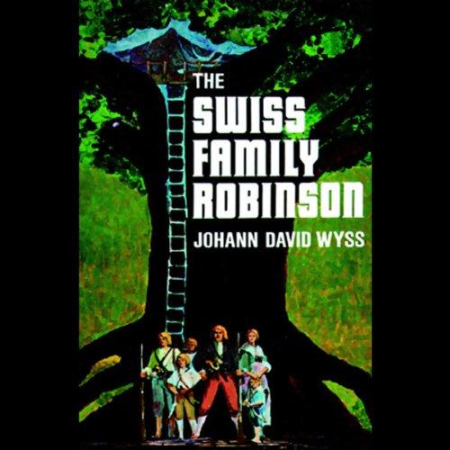 The Swiss Family Robinson  Audiolibri