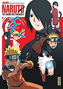 Naruto The Animation Chronicle Edition simple One-shot