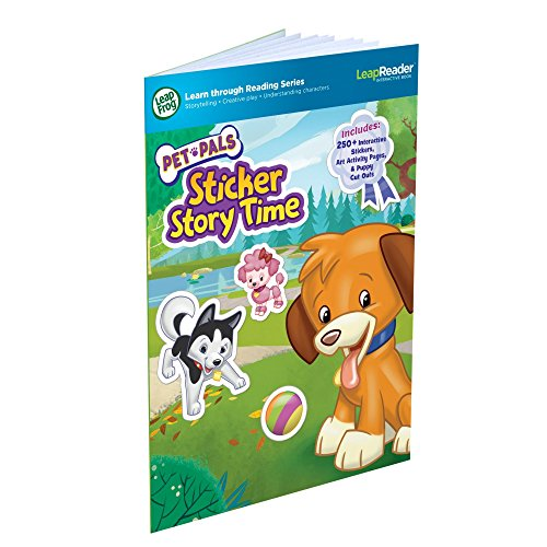 LeapFrog – Tag – Book – Pet Pals: Sticker Story Time – Edition Anglaise (Import UK)