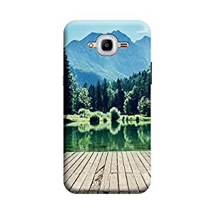 Ebby 3d Printed Premium Back Case For Samsung J2 2016-H154