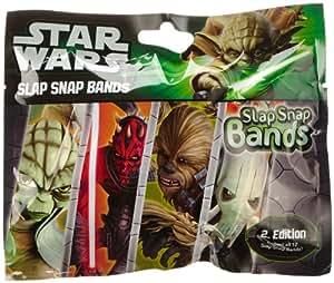 Star Wars Slap Snap Bands Series 2