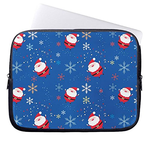 hugpillows-laptop-sleeve-bag-santa-claus-pattern-notebook-sleeve-cases-with-zipper-for-macbook-air-1