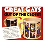 Best The Unemployed Philosophers Guild Hot Mugs - Great Gays Heat Changing Coffee Mug - Add Review