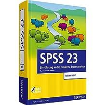 SPSS 23 (Pearson Studium - Scientific Tools)