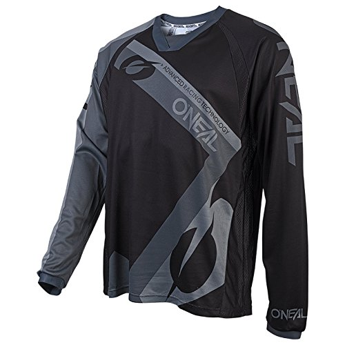 ELEMENT FR Jersey HYBRID black XL