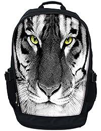 """Luxburg® 15"""" -17"""" Sac à dos pour ordinateur portable Bacpack, différentes motifs disponibles! -"""