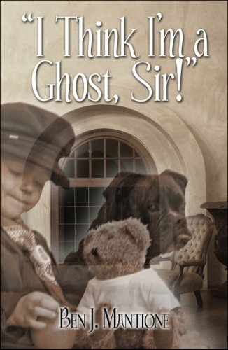 I Think I'm a Ghost, Sir! Cover Image