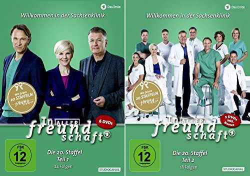 Staffel 20 (11 DVDs)