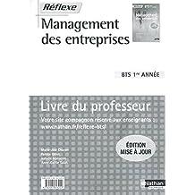 MANAGEMENT ENTR BTS 1E (REF)