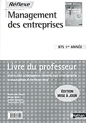 MANAGEMENT ENTR BTS 1E (REF)