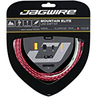50-teilig 4 mm//5 mm Jagwire Frame Loop-Kabel schwarz Bedienungsanleitung