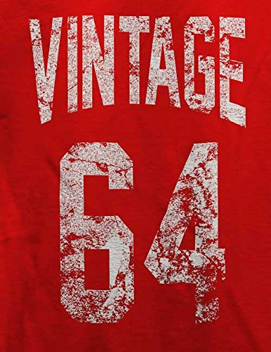 Vintage 1964 T-Shirt Rot