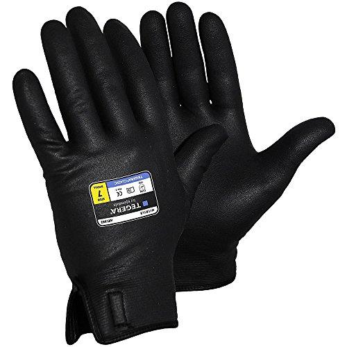 Ejendals 517 cromo libre pu-montaje-guante invierno tamaño 8