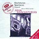 Khachaturian: Spartacus / Gayaneh / Glazunov: The Seasons