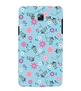 printtech Bee Design Back Case Cover for Samsung Galaxy A5 / Samsung Galaxy A5 A500F