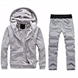 Manadlian Sports Trainingsanzug Herren Academy Knit Tracksuit Trainingsanzug Suit Sportanzug Männer
