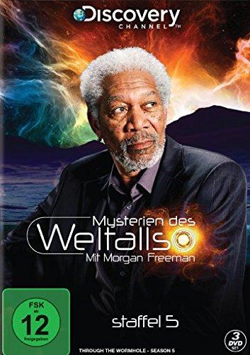 Mit Morgan Freeman: Staffel 5 (3 DVDs)