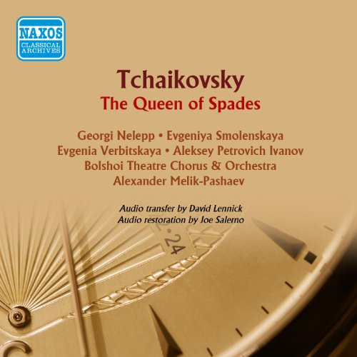 Tchaikovsky: Pique Dame (The Queen of Spades)