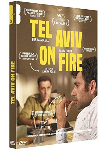 Tel Aviv on fire |