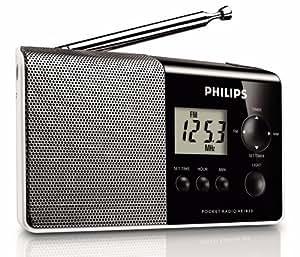 philips ae1850 radio fm num rique compacte avec haut. Black Bedroom Furniture Sets. Home Design Ideas