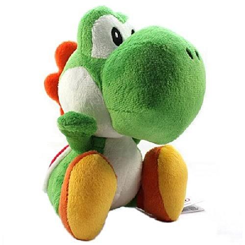 Beta Service 365382 Super Mario Yoshi - Muñeco de peluche (26 cm) - P