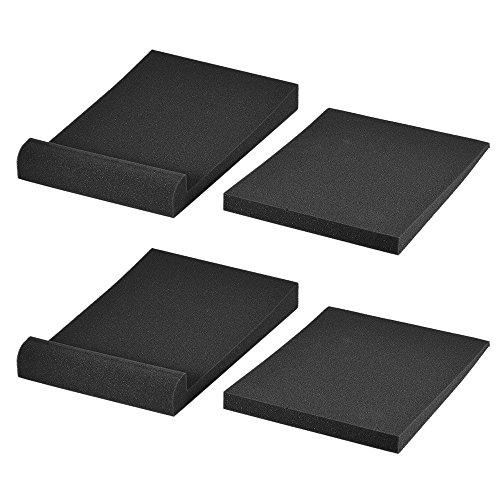 Festnight Akustik Schaumstoff, Studio Monitor Lautsprecher Lsolierung Akustik Dämmung Pads 2 Pack